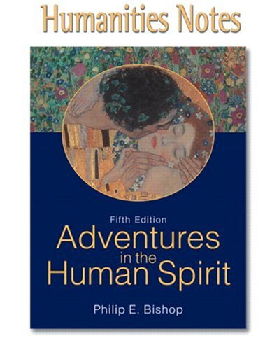 9780132244640: Humanities Notes for Adventures in the Human Spirit