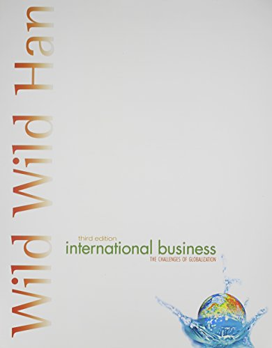 9780132245272: International Business