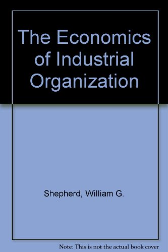 9780132245449: The Economics of Industrial Organization