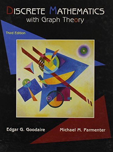 9780132245883: Discrete Mathematics with Graph Theory with Discrete Math Workbook: Interactive Exercises (3rd Edition)
