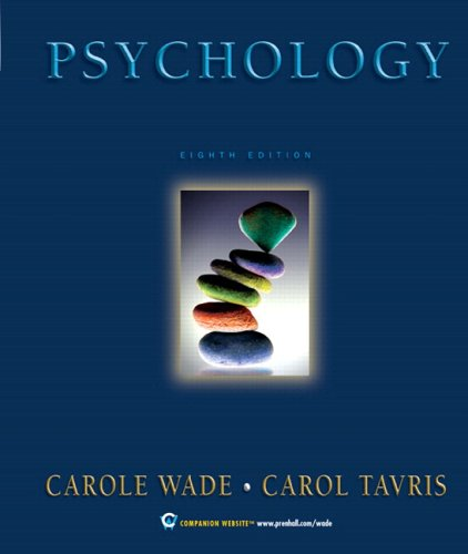 9780132247221: Psychology & Live! Psych Experiments and Simulations Package (8th Edition)