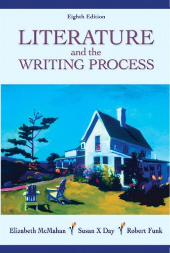 9780132248020: Literature and the Writing Process (8th Edition)