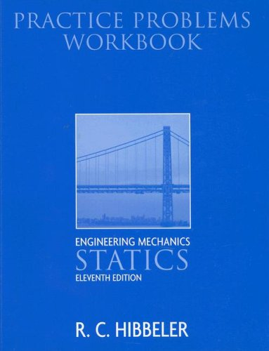 9780132249751: Practice Problems Workbook for Engineering Mechanics: Statics and Student Study Pack with FBD Package