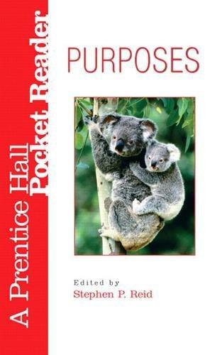 9780132250696: Purposes Pocket Reader (7th Edition)
