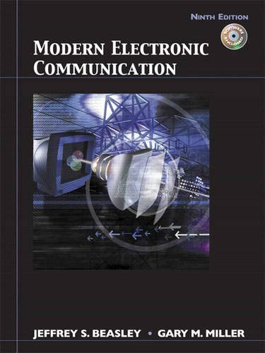 9780132251136: Modern Electronic Communication (9th Edition)