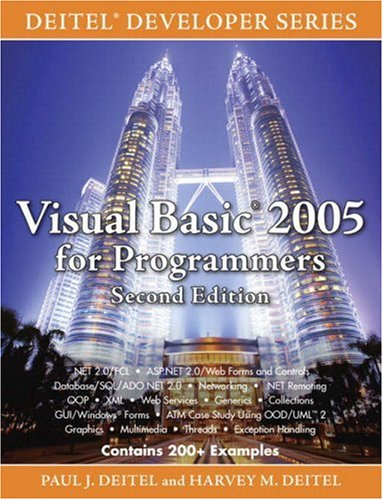 9780132251402: Visual Basic 2005 for Programmers (2nd Edition)