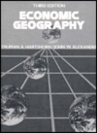 9780132251600: Economic Geography (3rd Edition)