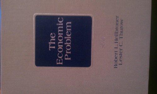 9780132251945: The Economic Problem