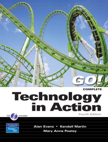 9780132253567: Technology In Action, Complete (4th Edition)