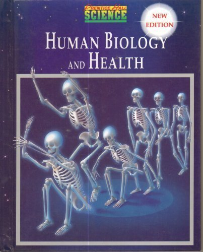 9780132254830: Human Biology and Health (Prentice Hall Science)