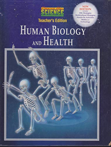 9780132254915: Human Biology and Health (Teacher's Edition)