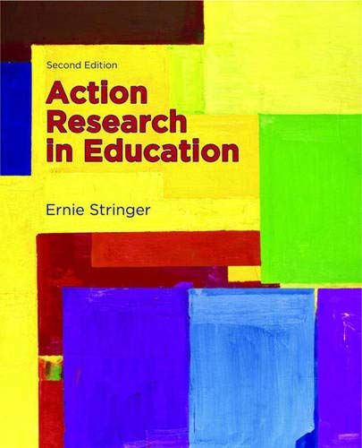 9780132255189: Action Research in Education (2nd Edition)