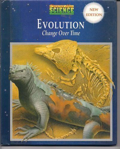9780132255257: Evolution: Change over Time