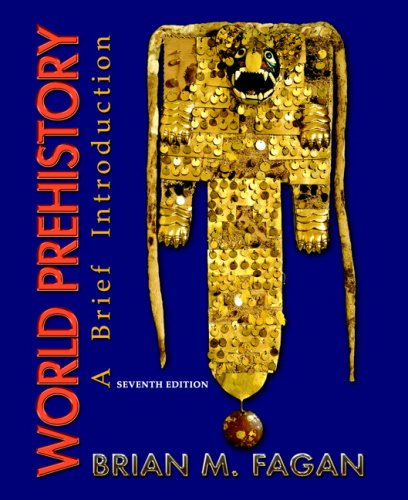 9780132257084: World Prehistory: A Brief Introduction