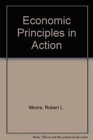 9780132268455: Economic Principles in Action