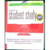 Precalculus,your Student Study Pack (INCLUDED : WHAT: BLITZER