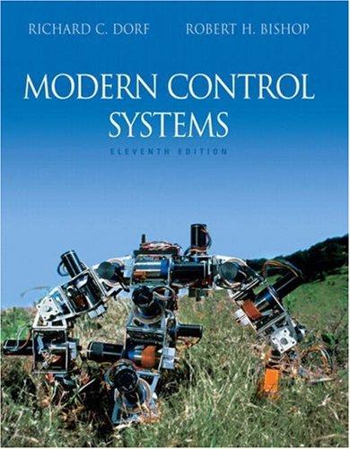 9780132270281: Modern Control Systems (11th Edition)