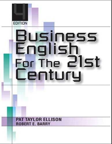 9780132271653: Business English for the 21st Century (4th Edition)