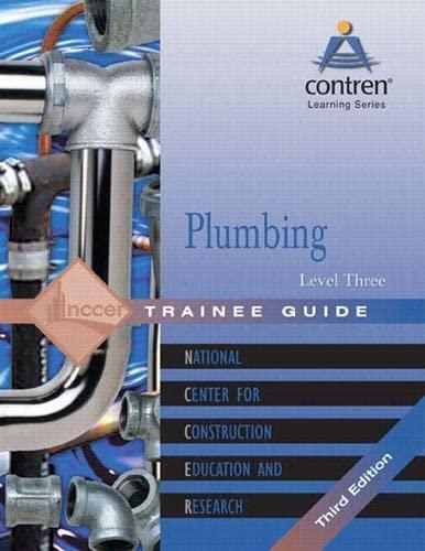 9780132273022: Plumbing Level 3 Trainee Guide