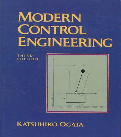 9780132273077: Modern Control Engineering