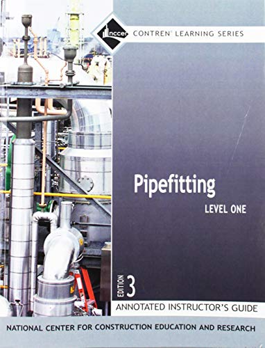 9780132273121: Pipefitting: Annotated Instructor's Guide Level 1