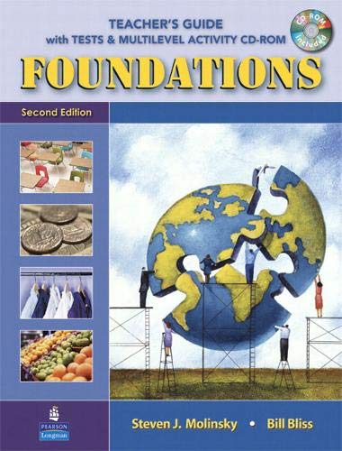 9780132275545: Foundations: Teacher's Guide (CD-ROM included)