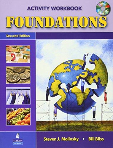 9780132275552: Foundations Activity Workbook