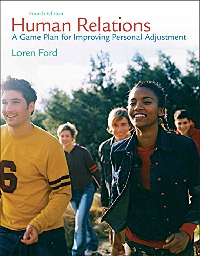 9780132275637: Human Relations: A Game Plan for Improving Personal Adjustment (4th Edition)