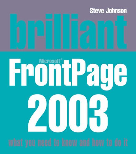9780132276771: Brilliant Frontpage 2003