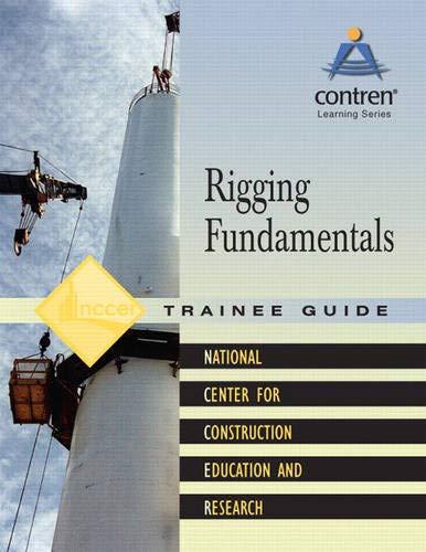 9780132276818: Rigging Fundamentals Trainee Guide, 1e, Paperback