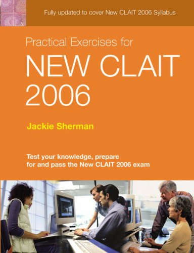 9780132277273: Practical Exercises for New CLAIT 2006 (CLAiT Practise Exercises)