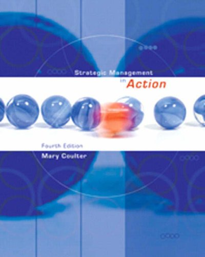 9780132277471: Strategic Management in Action