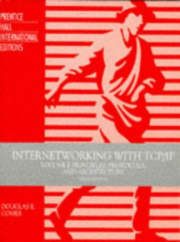 9780132278362: Internetworking with TCP/IP Volume 1 : Principles, Protocols and Architecture