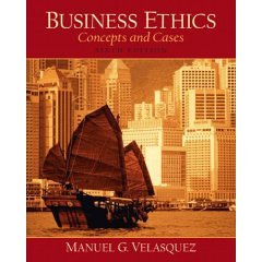 9780132278874: Business Ethics Concepts and Cases