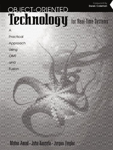 9780132279437: Object-Oriented Technology for Real Time Systems: A Practical Approach Using OMT and Fusion