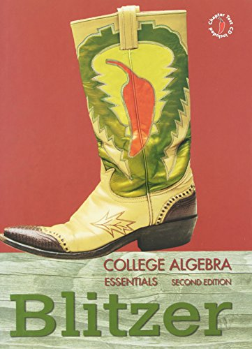 9780132281119: College Algerbra Essentials