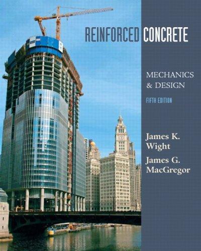9780132281416: Reinforced Concrete: Mechanics and Design (5th Edition)