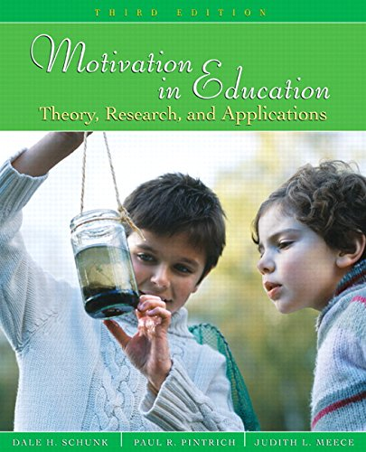 9780132281553: Motivation in Education: Theory, Research, and Applications (3rd Edition)