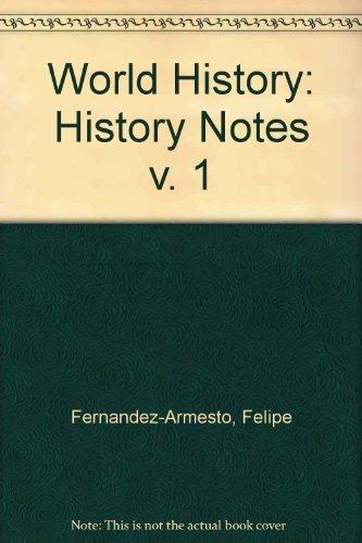 9780132282031: History Notes, Vol. ll