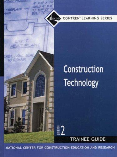 9780132282185: Construction Technology