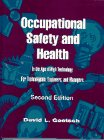 9780132282970: Occupational Safety and Health in the Age of High Technology: For Technologists, Engineers, and Managers
