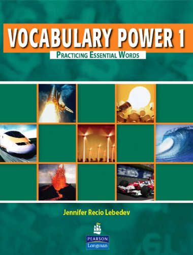 9780132283564: Vocabulary Power 1: Practicing Essential Words: Level 1