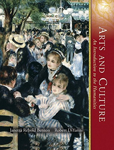 9780132283915: Arts and Culture, Combined Volume (3rd Edition)