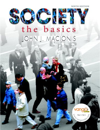 9780132284905: Society: The Basics (9th Edition) (MySocLab Series)