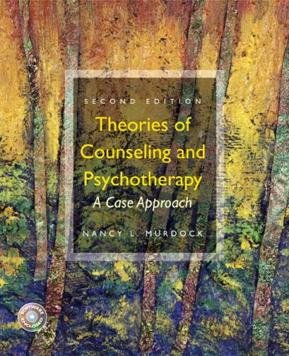 9780132286527: Theories of Counseling and Psychotherapy: A Case Approach