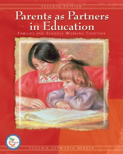 9780132286701: Parents as Partners in Education: Families and Schools Working Together (7th Edition)