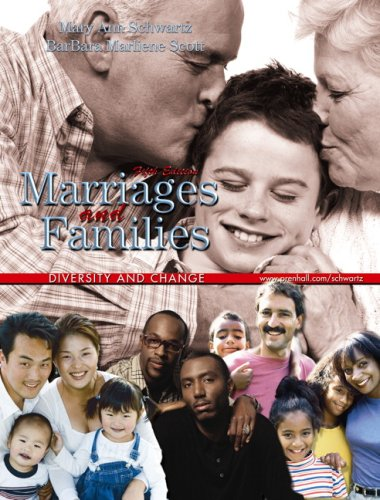 9780132287692: Marriages and Families: Diversity and Change (5th Edition)