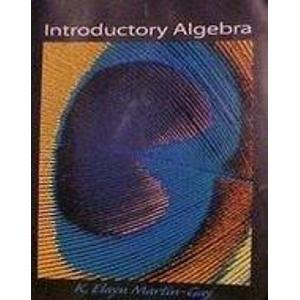 9780132288347: Introductory Algebra