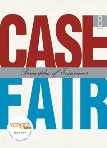 9780132289146: Principles of Economics (8th Edition) (MyEconLab Series)