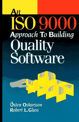 9780132289252: An Iso 9000 Approach to Building Quality Software